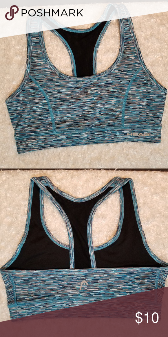 9e5003677a6b1 Sports Bra Cute sports bra looks great paired with your favorite bottoms. Great  condition.