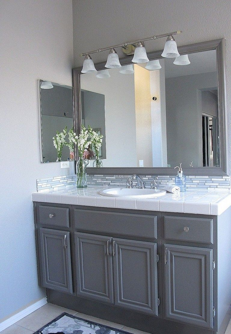 7 Bathroom Cabinet Ideas For Your Inspiration Bathroom Suites And Designs Bathroom Counter Designs Painting Bathroom Cabinets Small Bathroom Storage Cabinet