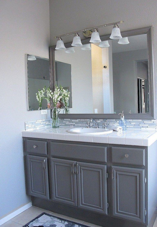 50 Smart Bathroom Cabinet Storage Organization Ideas Bathroom Counter Designs Small Bathroom Storage Cabinet Painting Bathroom Cabinets