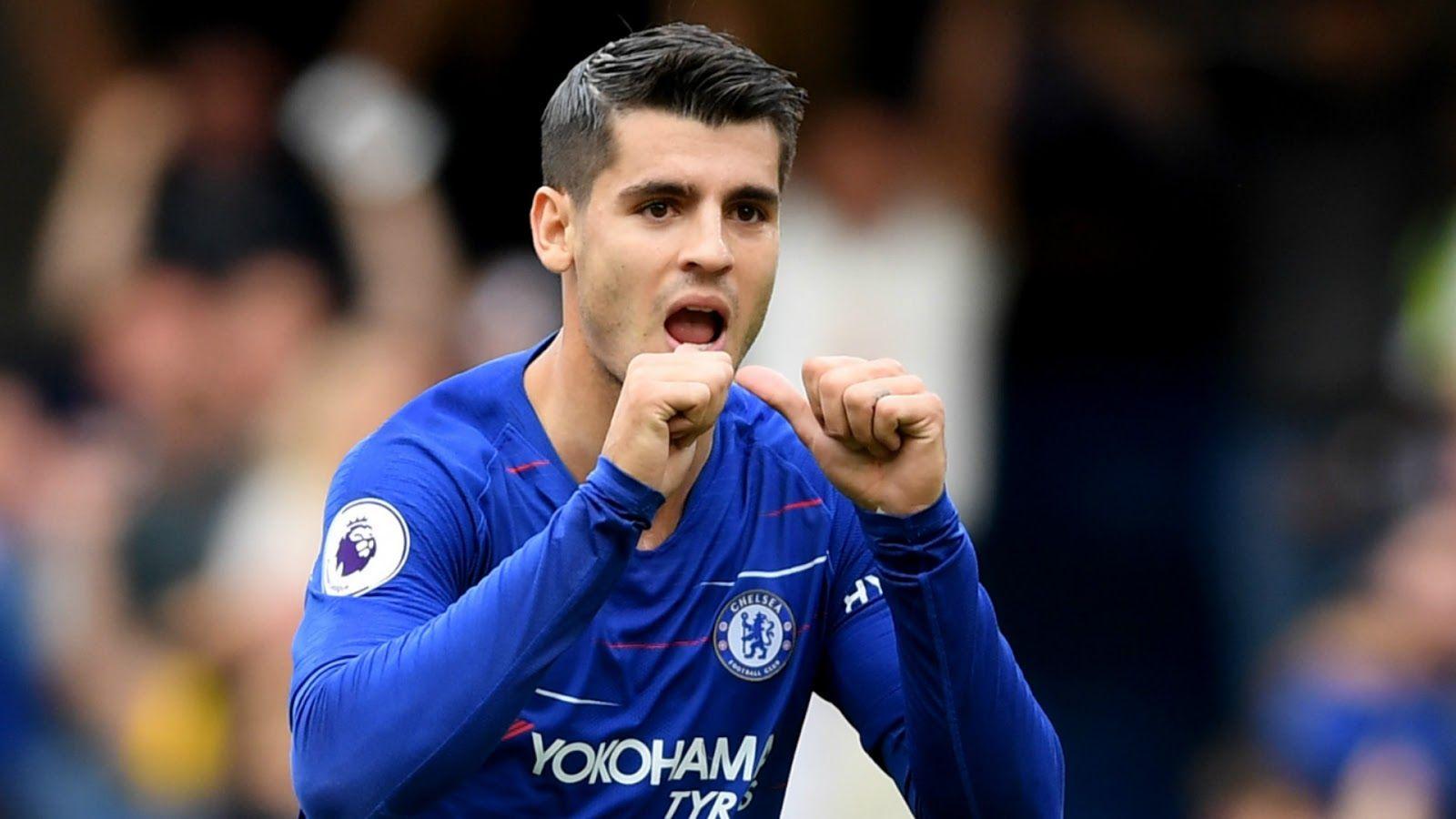 Morata Saya tidak pernah menganggap Chelsea keluar Chelsea