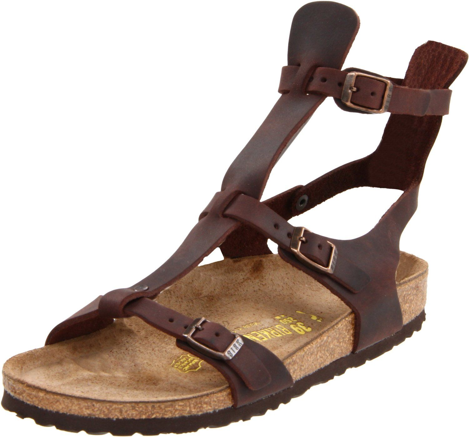 5673c1578b0 Amazon.com  Birkenstock Women s Chania Gladiator Sandal