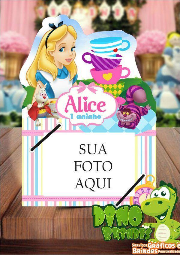 Alice No Pais Das Maravilhas Fotos De Festa E Decoracao Em 2020
