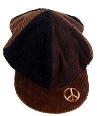 c448d1790d7 Patchwork Corduroy Applejack Hippie Hat Our hippie hat is made of full patchwork  corduroy