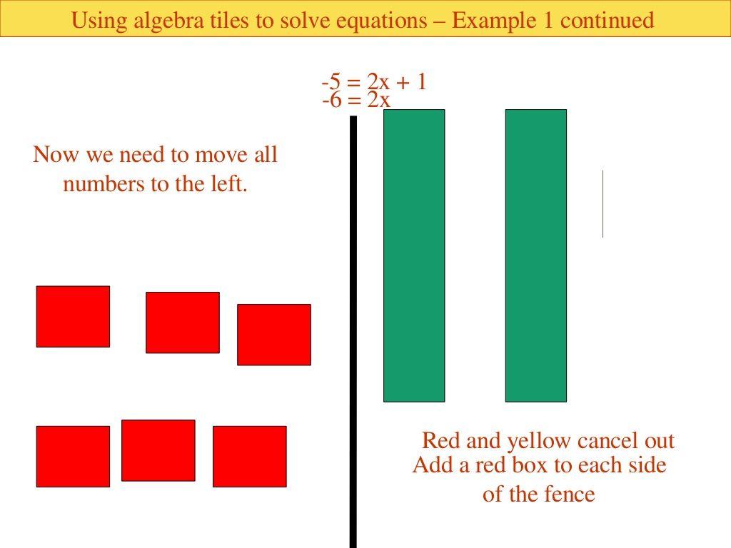 Algebra Tiles Worksheet 8th Grade