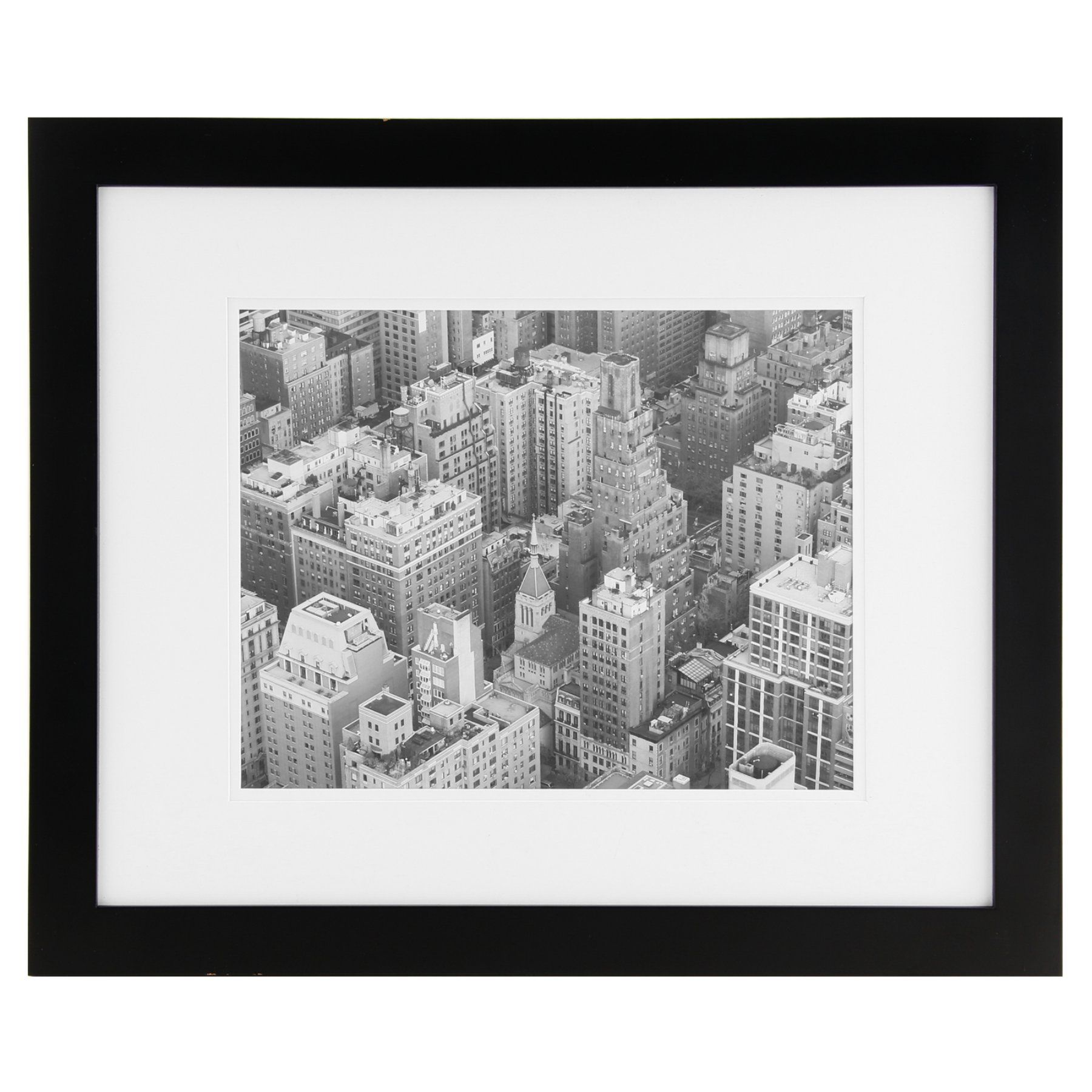 Nielsen Bainbridge Gallery Solutions Wall Picture Frame with Thick ...