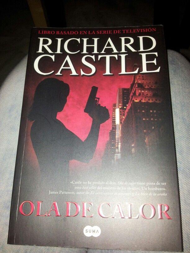 #MiLecturaActual #ObjetivoLeer50Libros ¿Os gusta Castle? #RichardCastle #SeriesCuatro