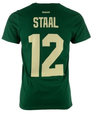 newest collection 99776 8f0e4 Reebok Men's Eric Staal Minnesota Wild Player T-Shirt ...