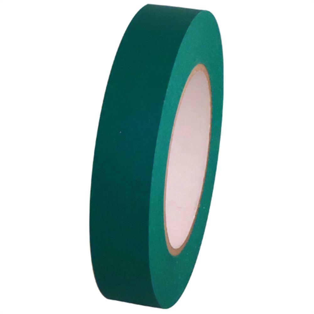 Green Masking Tape 1 Inch X 55 Yards Roll Dsmav46165 Masking Tape Colored Masking Tape Tape