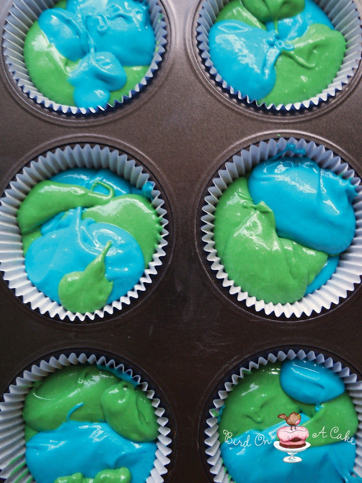 Earth Day Cupcakes Earth Day Earth Projects