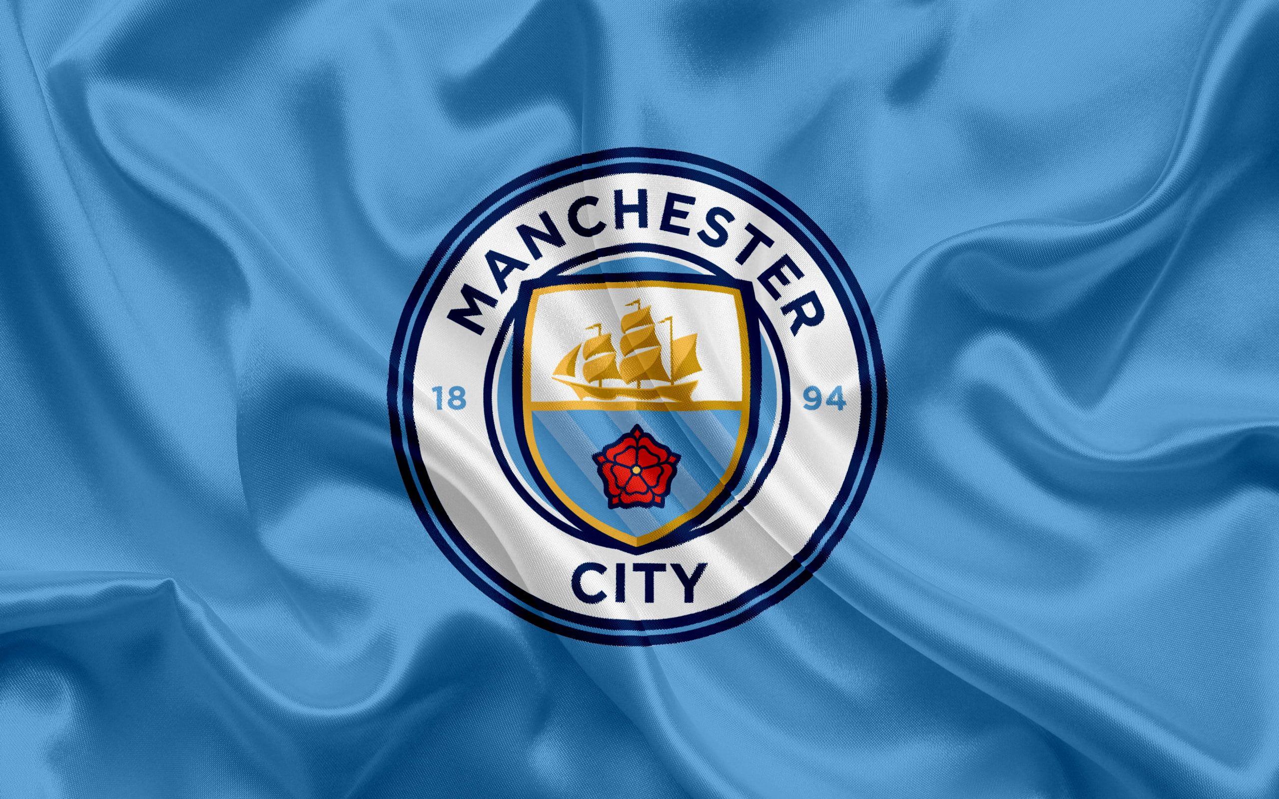 Soccer Manchester City F C Logo 2k Wallpaper Hdwallpaper Desktop Manchester City Wallpaper Manchester City Logo Manchester City