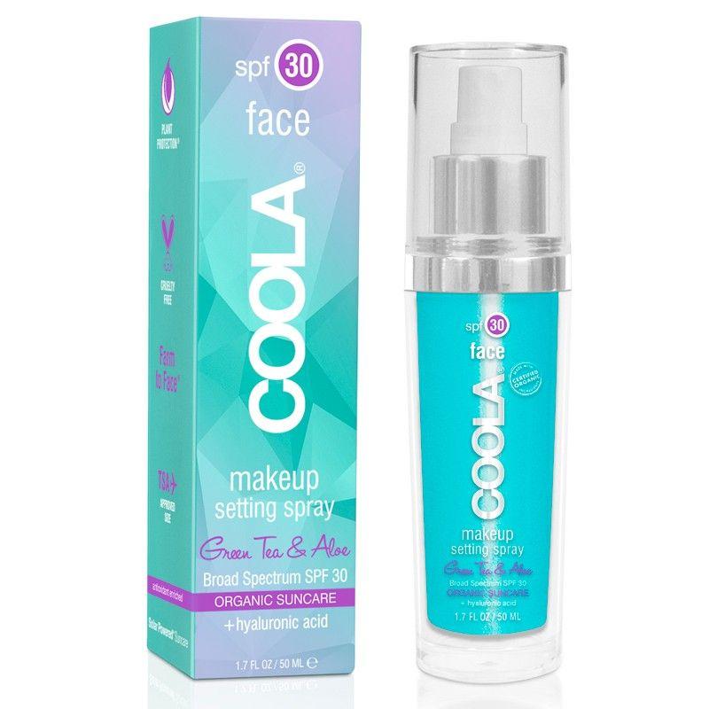Coola Makeup Setting Spray SPF 30 Makeup setting