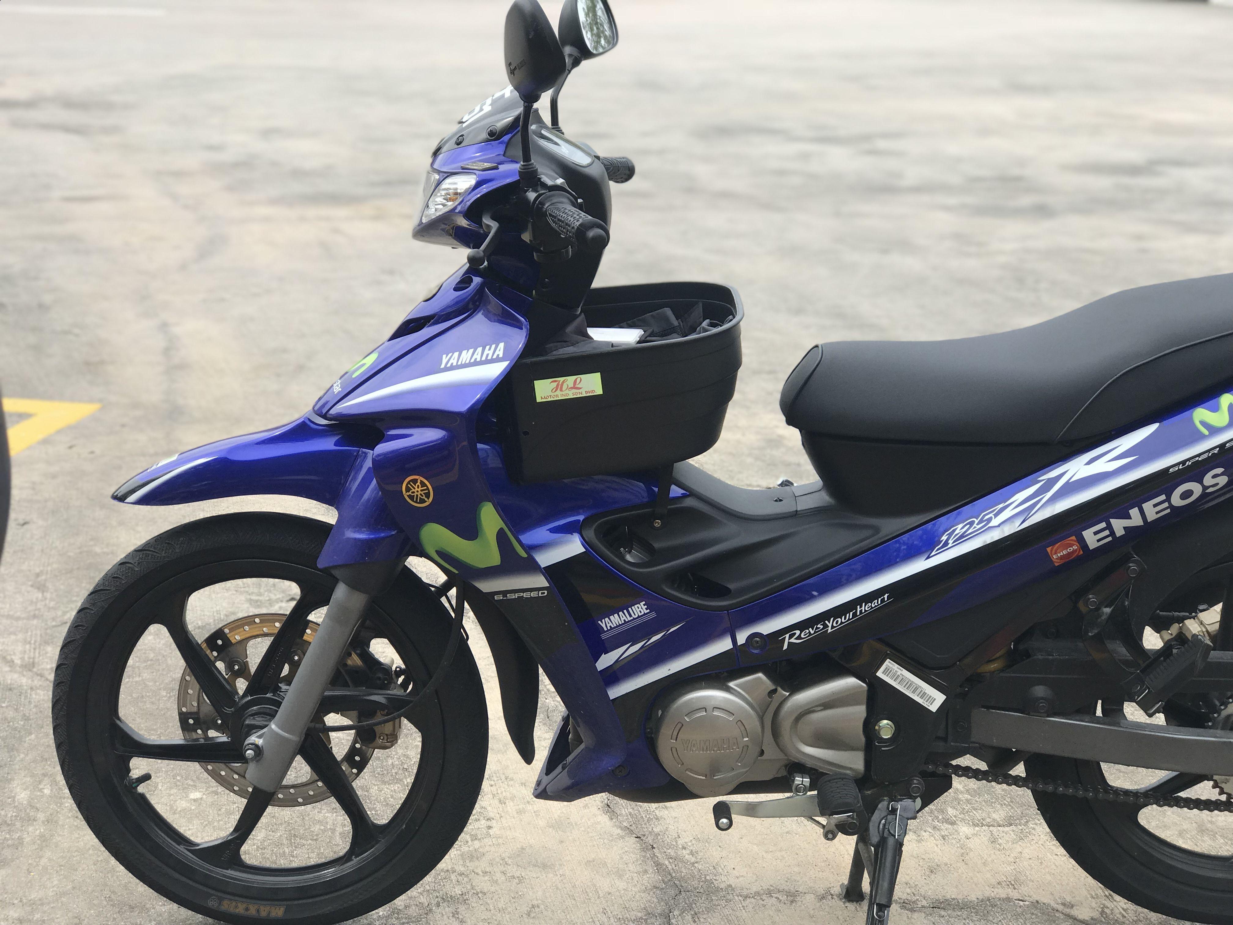 Yamaha 125zr Movistar Yamaha 125zr Movistar Yamaha Motorcycle