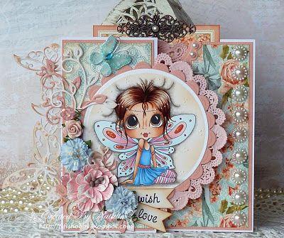 Besties card by Natalie