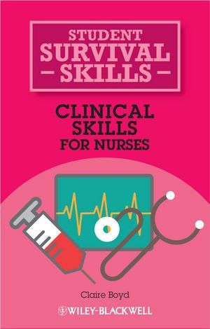 Specifically designed for student nurses, Clinical Skills for Nurses provides a handy, portable introduction to both the knowledge and practical procedures that first year nursing students require. Giving you the knowledge behind the skill, this book will boost your confidence and competence for your clinical placements and time in the clinical skills lab. It uniquely incorporates words of wisdom and advice from real-life student nurses; in other words: developed by students, for students!