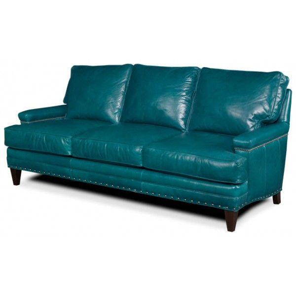 Gold Leather Sofa Turquoise Leather Sofa Leather Sofa Blue