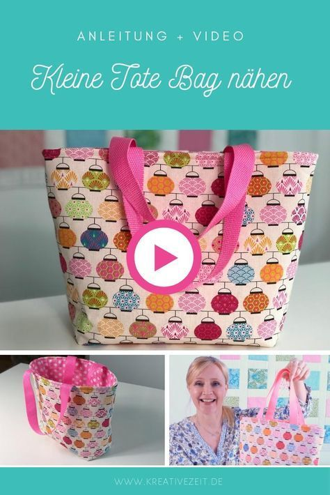 simplebag sewing tote bag sewing sewing for beginners in this video tutorial
