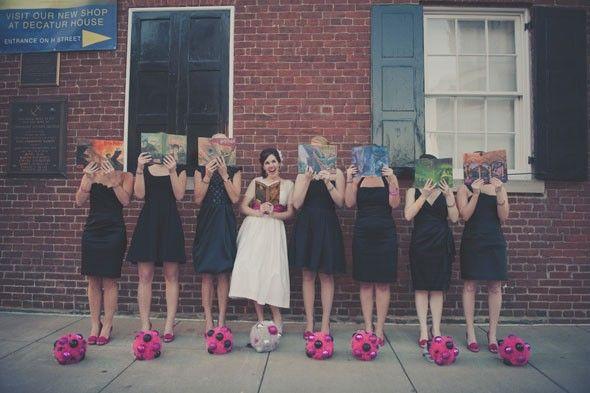 harry potter wedding | Tumblr.....FREAKING AWESOME