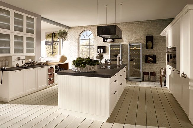Küche landhausküche grau : 1000+ ideas about Moderne Landhausküche on Pinterest | Kitchen ...