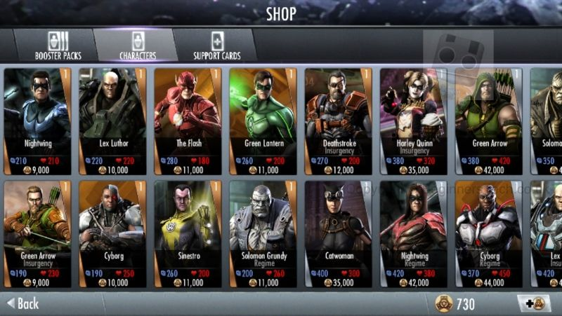 Injustice Gods Among Us Hack How To Get Free Power Energy Unlock All Characters And Unlock All Special Costumes Injustice Injustice Cheating Cheat Online