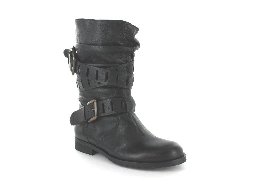 uty shoes botte noir | carmi chaussures & fashion j'ai