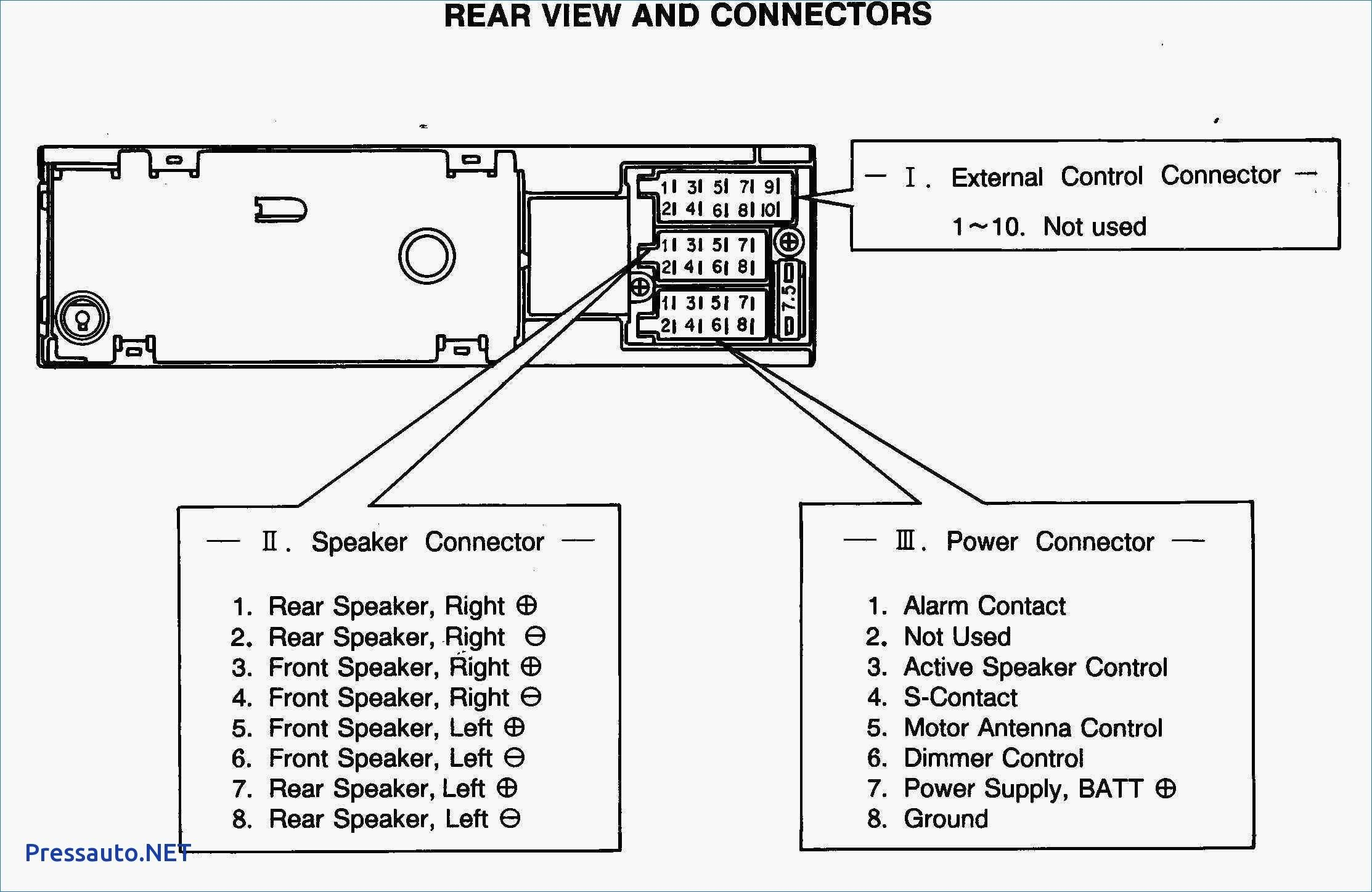 15 Simple Wiring Diagram Car Stereo For You