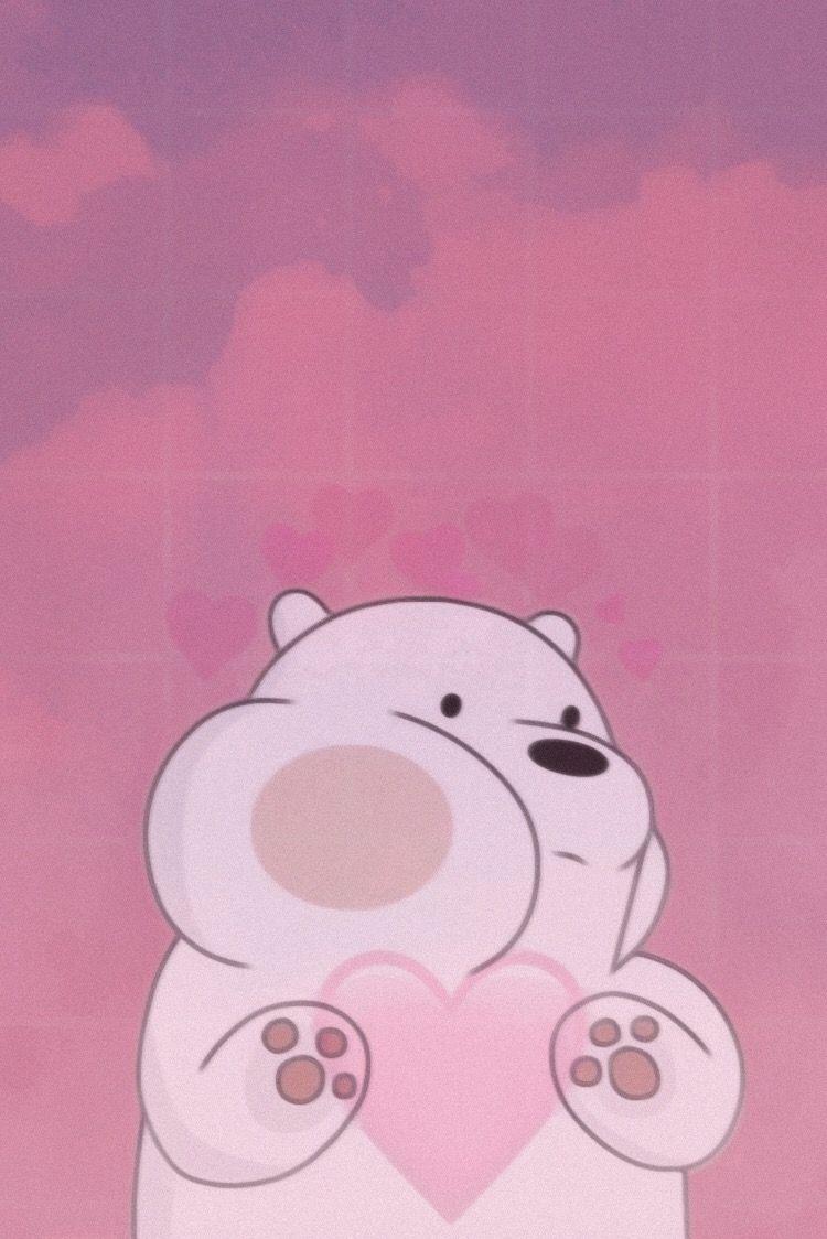Ice Bear We Bare Bear Bear Wallpaper Ice Bear We Bare Bears Ice Bears