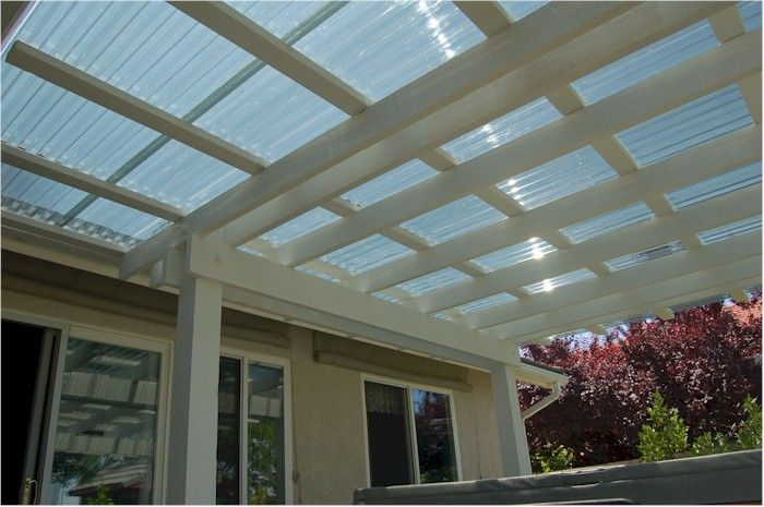 Pin By Lindsey Ray On Patio Ideas Polycarbonate Roof Panels Pergola With Roof Roof Panels