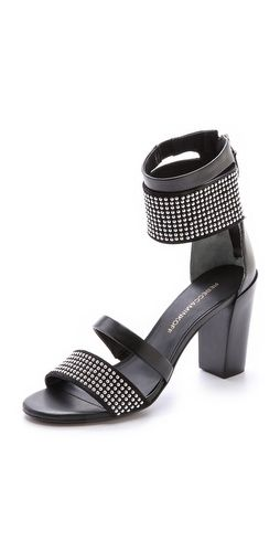Rebecca Minkoff Shawn Studded Ankle Band Sandals   SHOPBOP