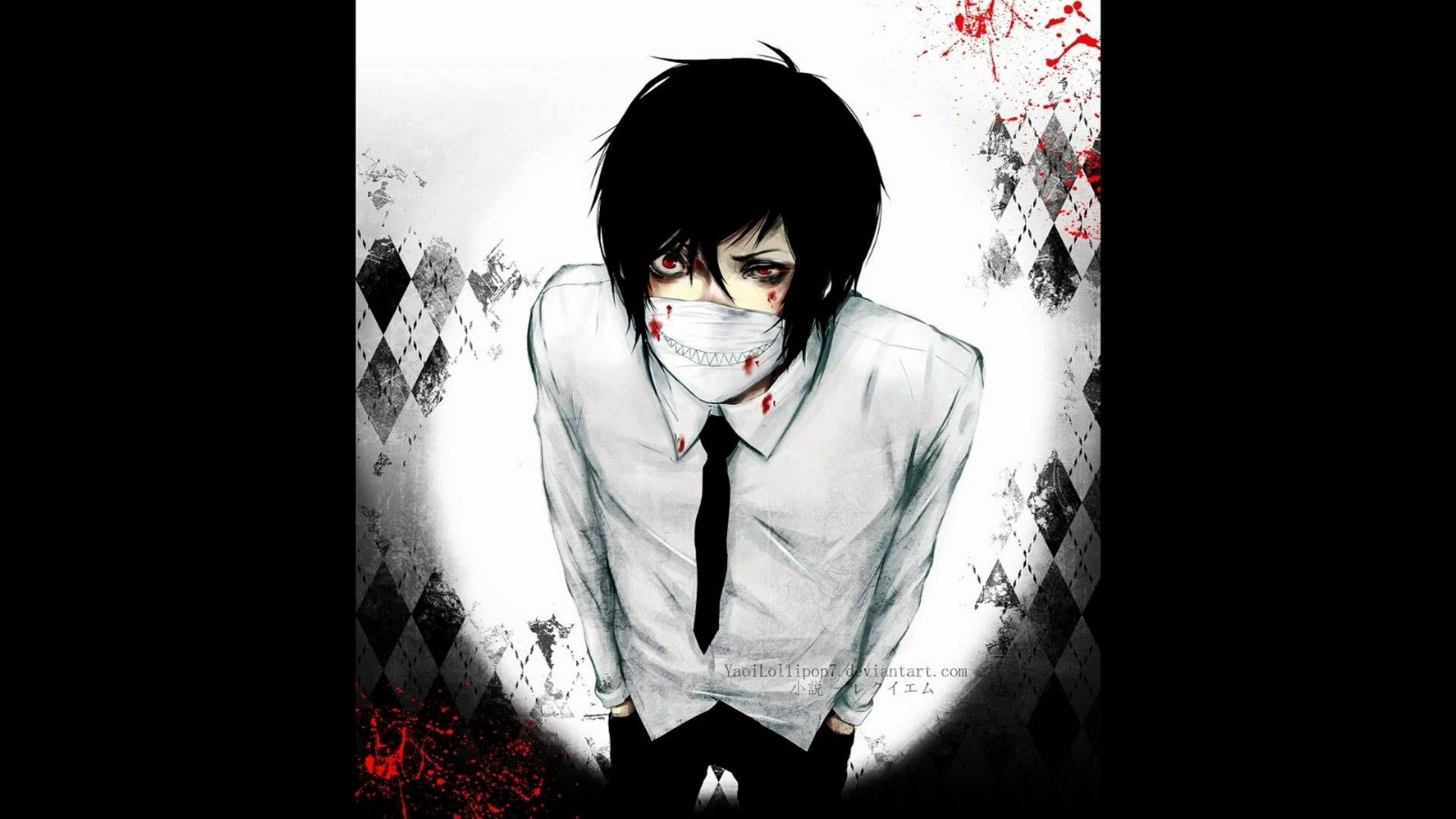 Dr.Smiley Creepypasta Anime guys, Creepypasta, Dr smiley