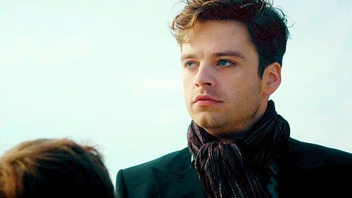 "Sebastian Stan - Jefferson The Mad Hatter of Once Upon a Time | Normal| Normal people don't look this good when they're photographed in the middle of saying ""uh"". Description from pinterest.com. I searched for this on bing.com/images"