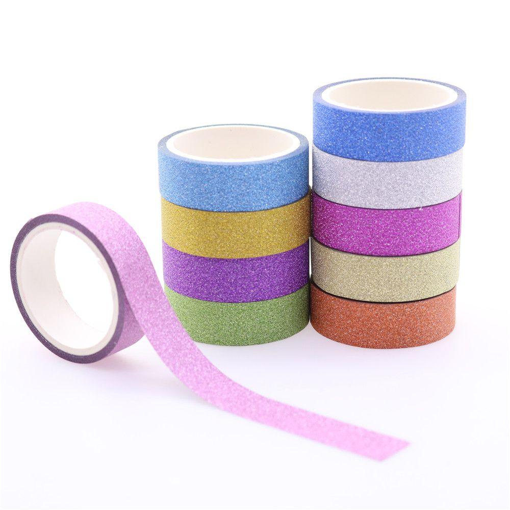 Flashing tape cm diy office adhesive tape creative novelty