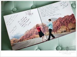 Art Photo Al As A Guest Book Love This Idea