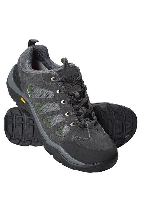 Field Mens Waterproof Vibram Shoes