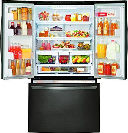 Pin On Lg Refrigerator And Freezer