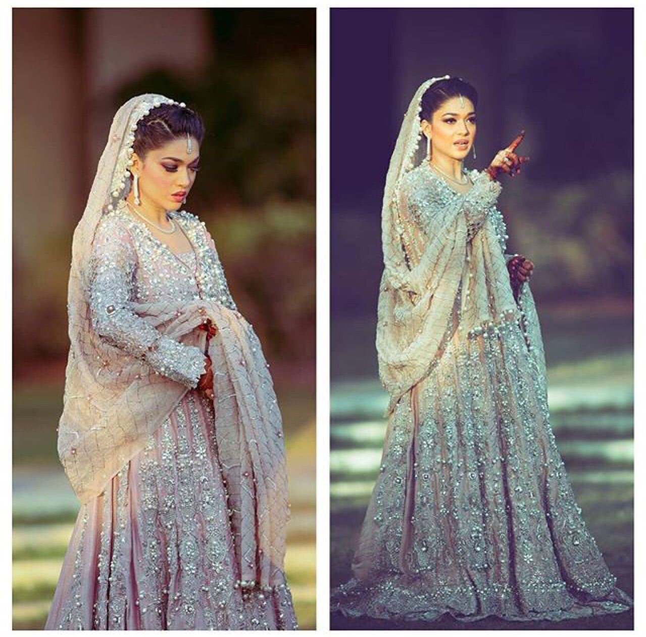 Sanam Jung In Nidaazwer Pakistani Couture Indian Bridal Outfits Pakistani Dress Design Pakistani Wedding Dresses