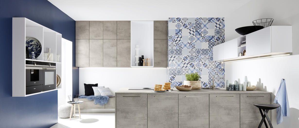 Open-Plan Kitchens Room to live nolte-kitchens Inspiracje - nolte küchen bilder