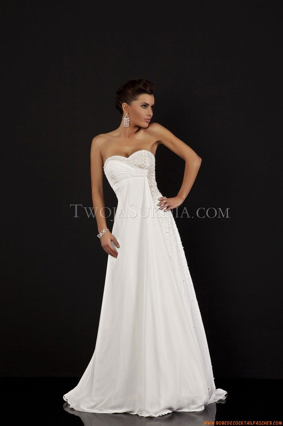 Robe de mariée Relevance Bridal Lindsay Charming Simplicity