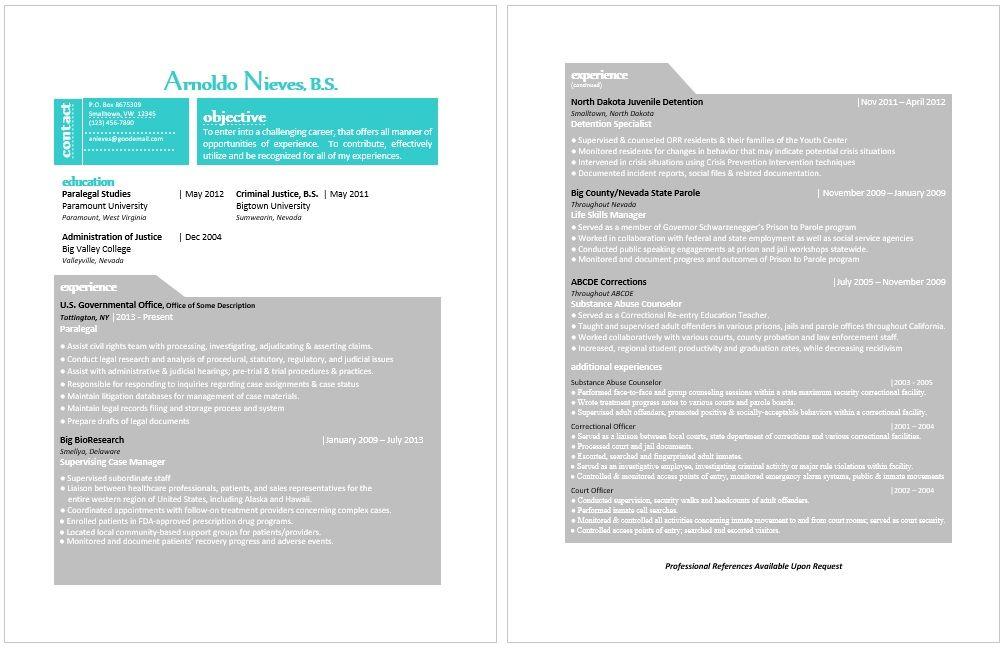 Great allpurpose resume design letter sample resume