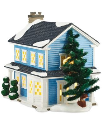 department 56 christmas vacation todd and margos house collectible figurine