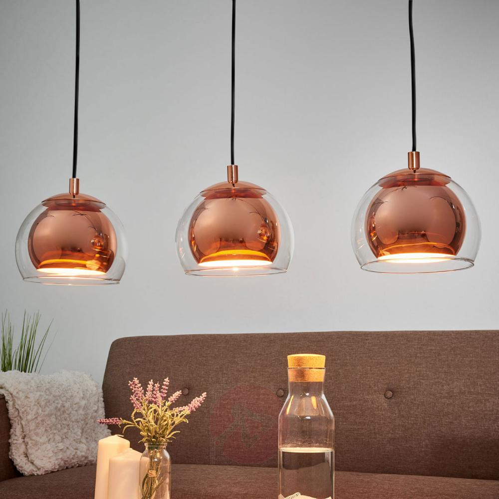 Rocamar – 3 punktowa lampa wisząca (With images) | Ceiling