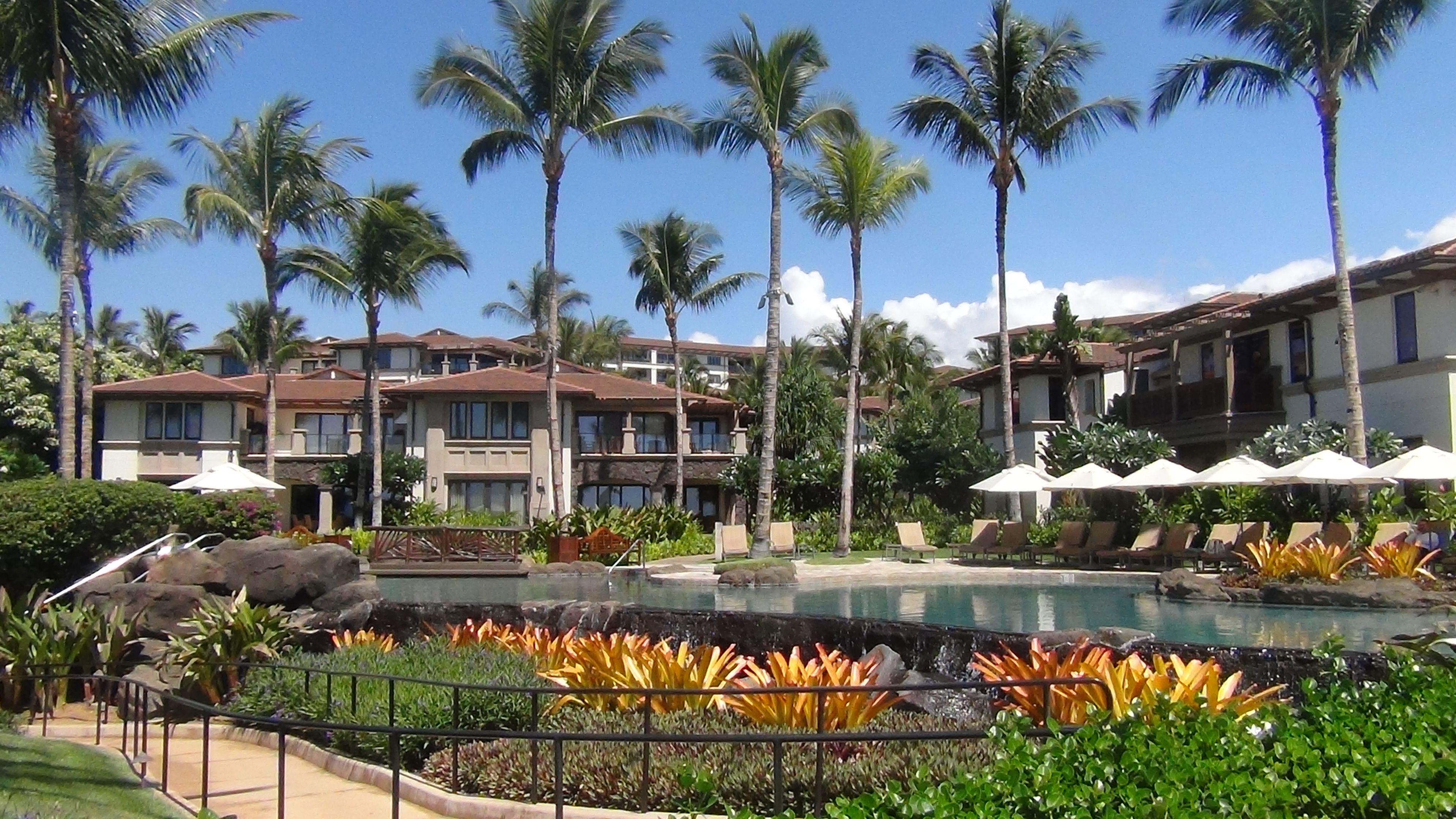 Wailea Beach Villas Oceanfront Maui