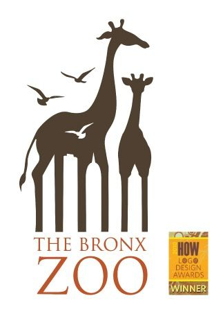 20 Clever Logos with Hidden Symbolism «TwistedSifter  |Bronx Zoo Logo