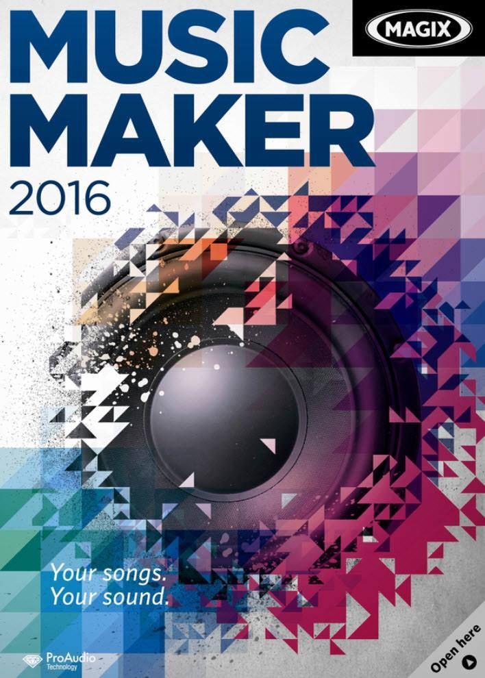 magix music maker 2016 crack