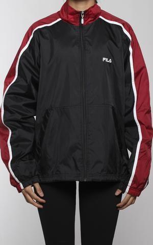 79b79ec524f1 Vintage Fila Windbreaker Jacket | no fund$ for shopping so i will ...