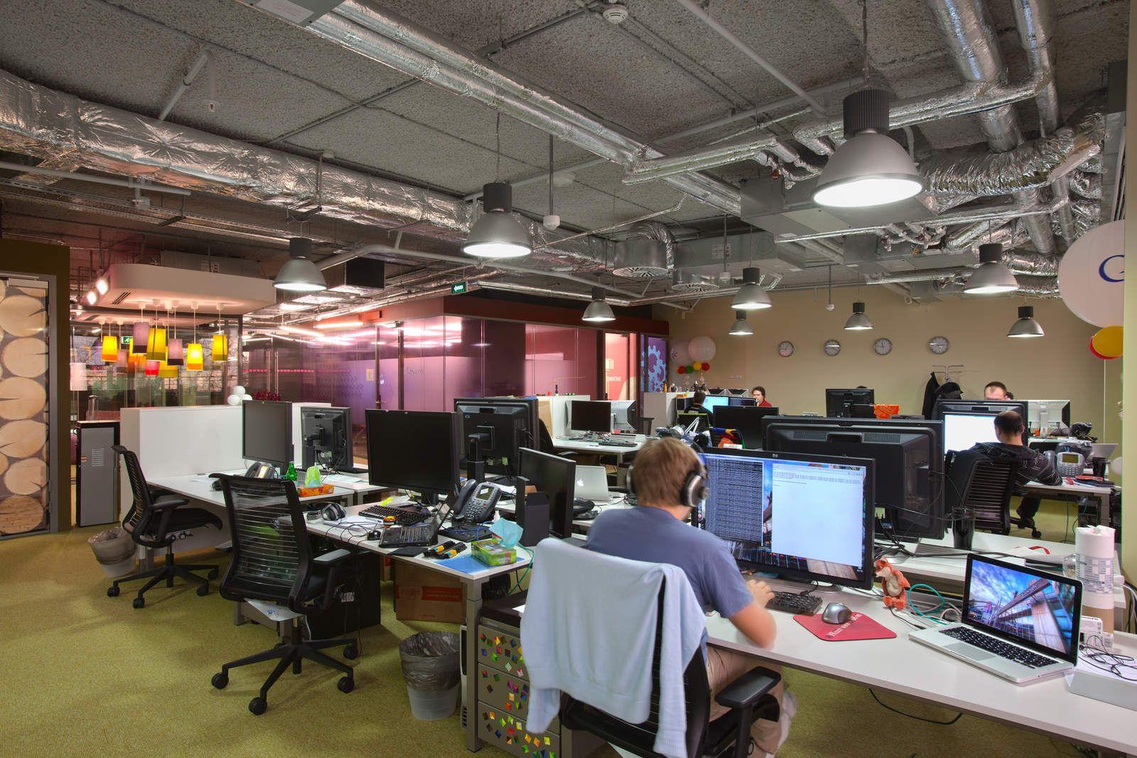 google moscow office. Google Moscow Office I