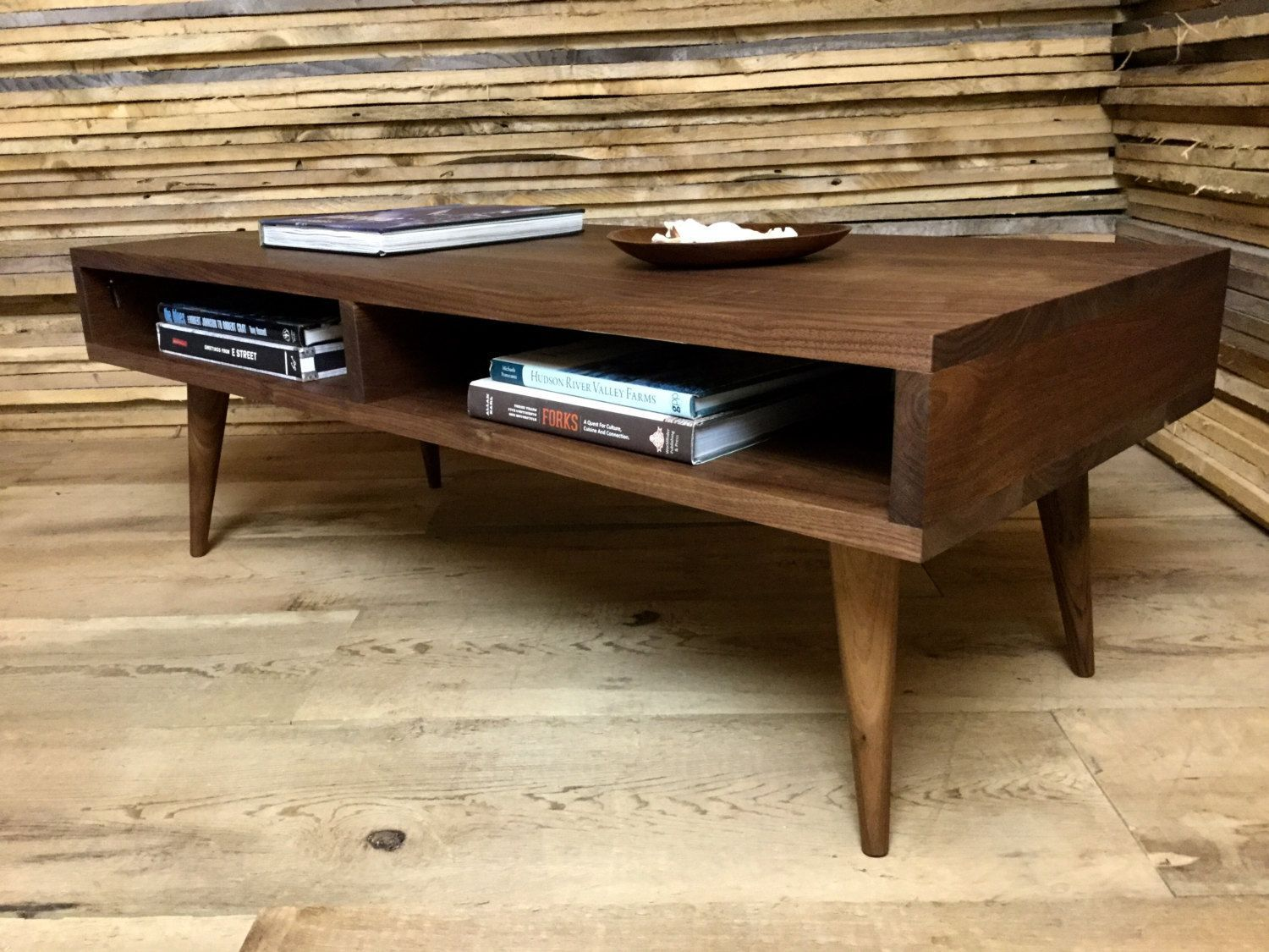Boxer Mid Century Modern Coffee Table With Storage By Scottcassin Coffee Table Modern Coffee Table Decor Modern Wood Coffee Table [ 1125 x 1500 Pixel ]