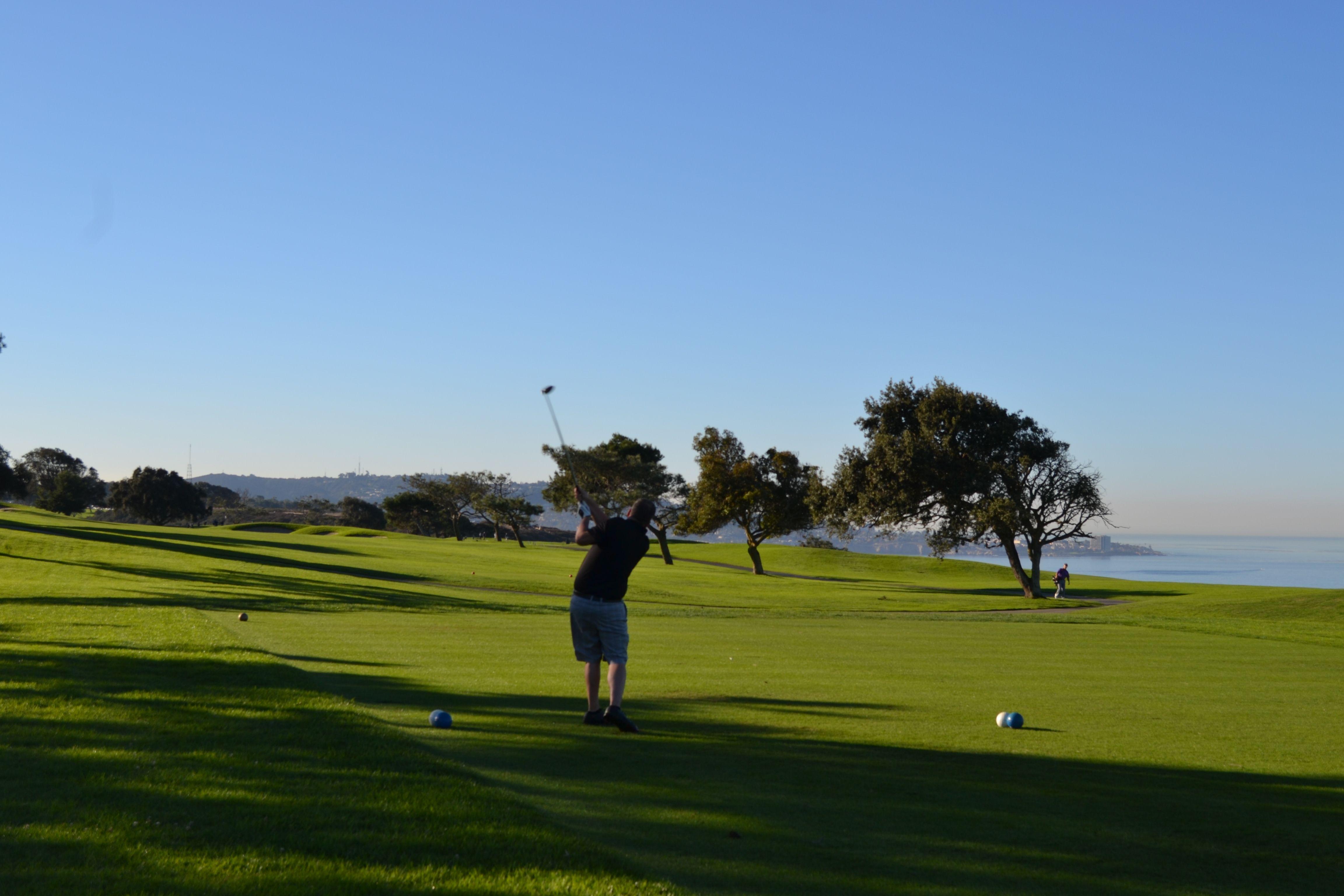 Golfing Fanatics Torrey Pines Trip Torrey Pines Torrey Golf