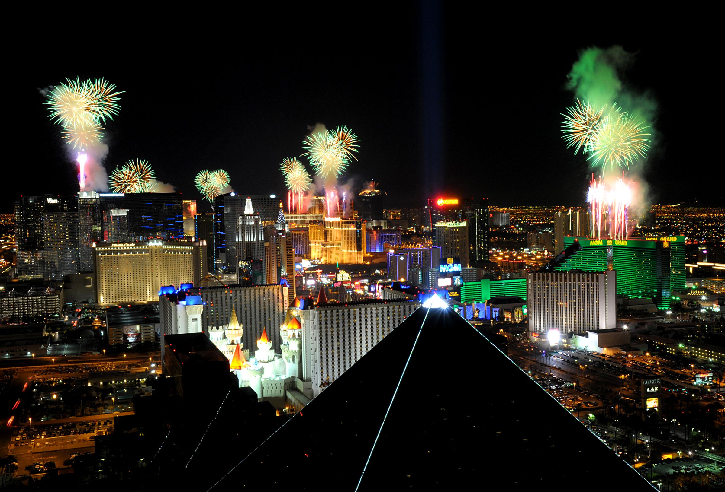 Find out what happens in Vegas. Update I went with my