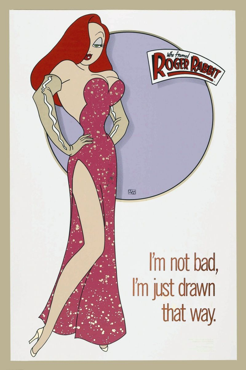 who framed roger rabbit jessica rabbit still one of the