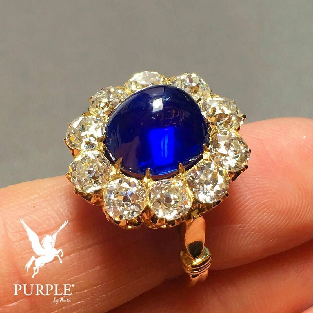 Princess Diana Sterling Silver 12 Carat Sapphire Cz Replica Engagement Ring Size 9 Wholesale Silver Jewelry Platinum Jewelry Sterling Silver Rings
